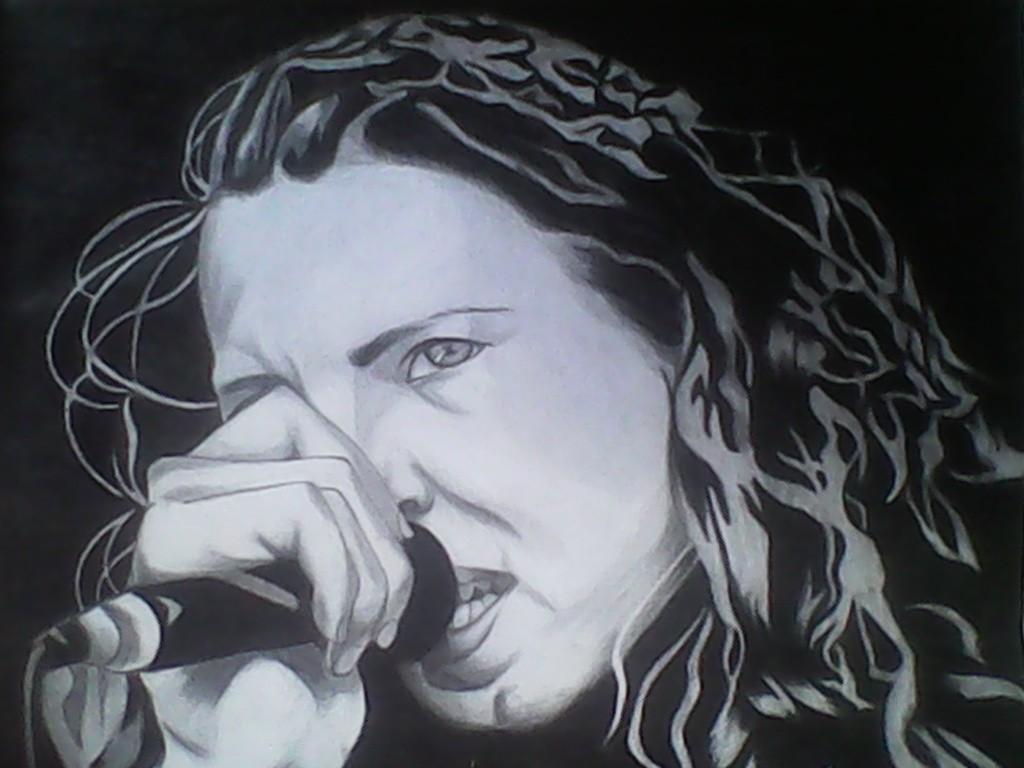 Eddie Vedder of Pearl Jam by michaelbryan