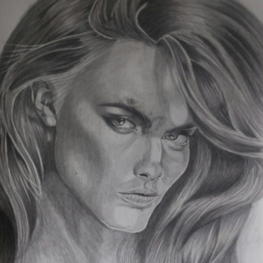 Cara Delevingne by michaelbryan