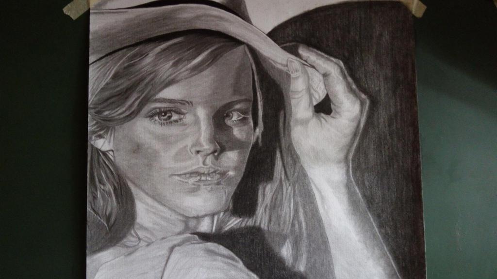 Emma Watson by michaelbryan