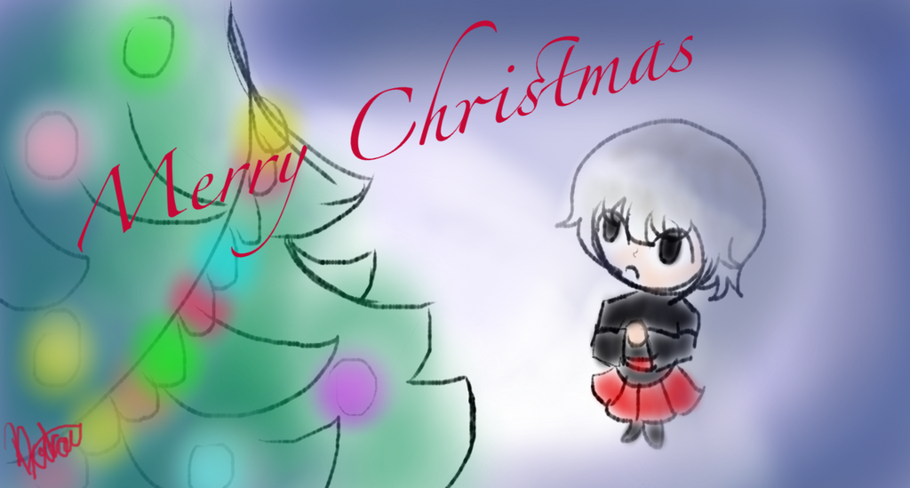 Merry Chritmas  by Bratcole