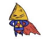 Triangle Man  o.0 by K0nArtist