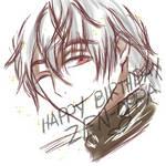 Happy Birthday, Zen!