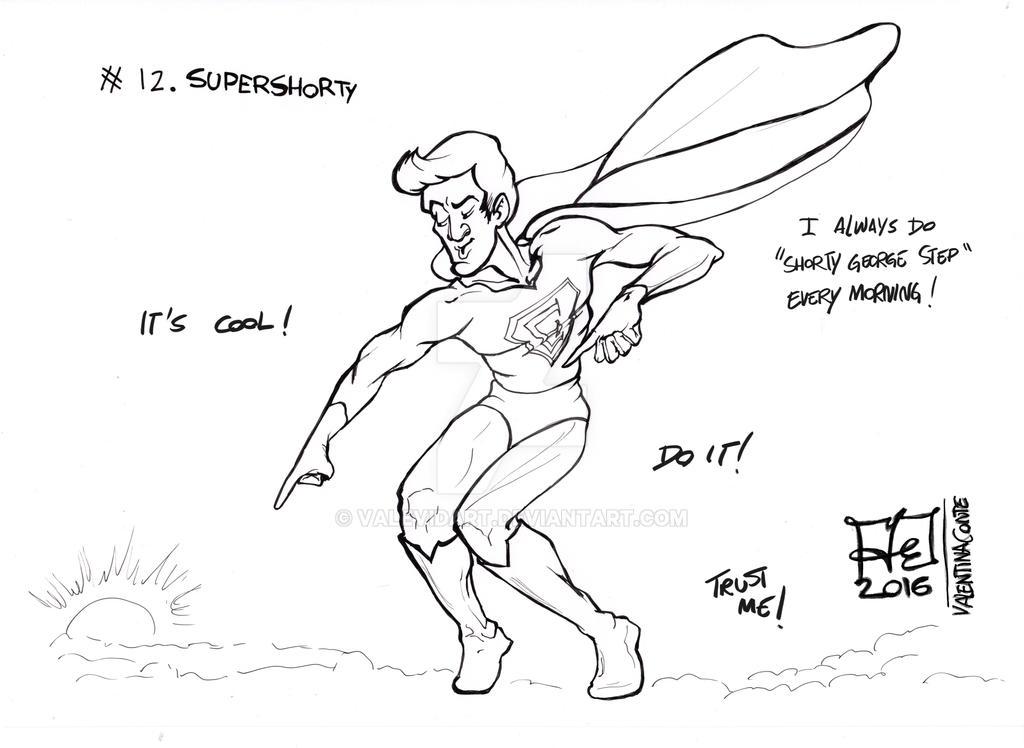 Super Elvis doing Shorty george by DreamAtOpenEyes