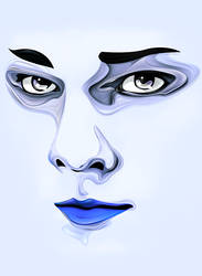 Grey Eyes by JeremyYoung