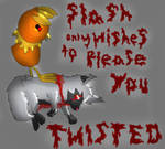 Slash only wishes to please you Twisted by Silvernazo
