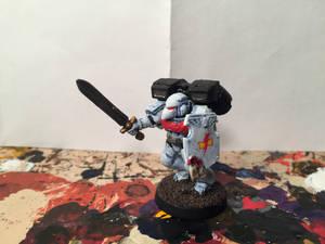 Assault Squad Sergeant