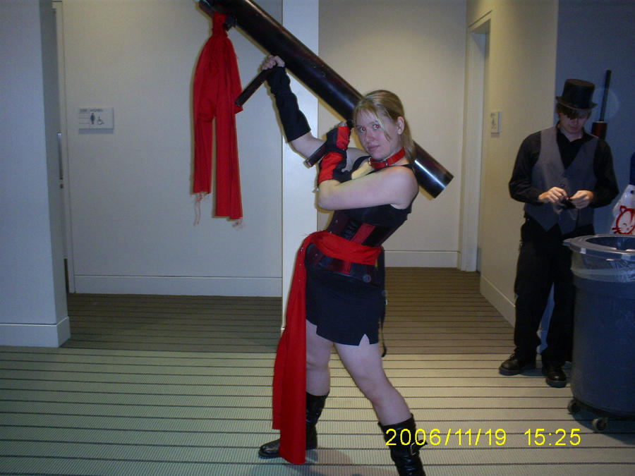 Anime Girl With Cannon By K Girl2007 On Deviantart