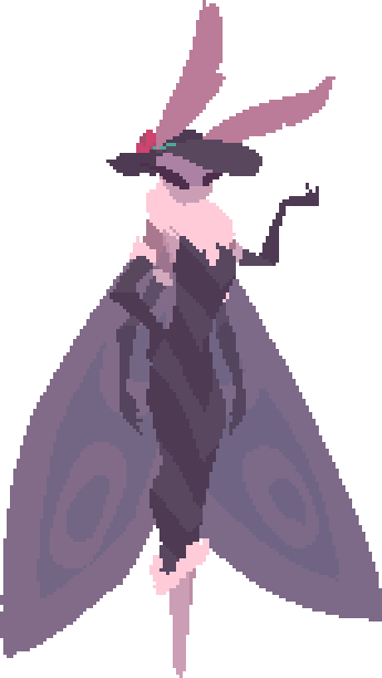 Poshmoth Pixel