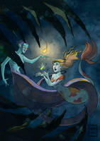 The Little Mermaid by NemShiro