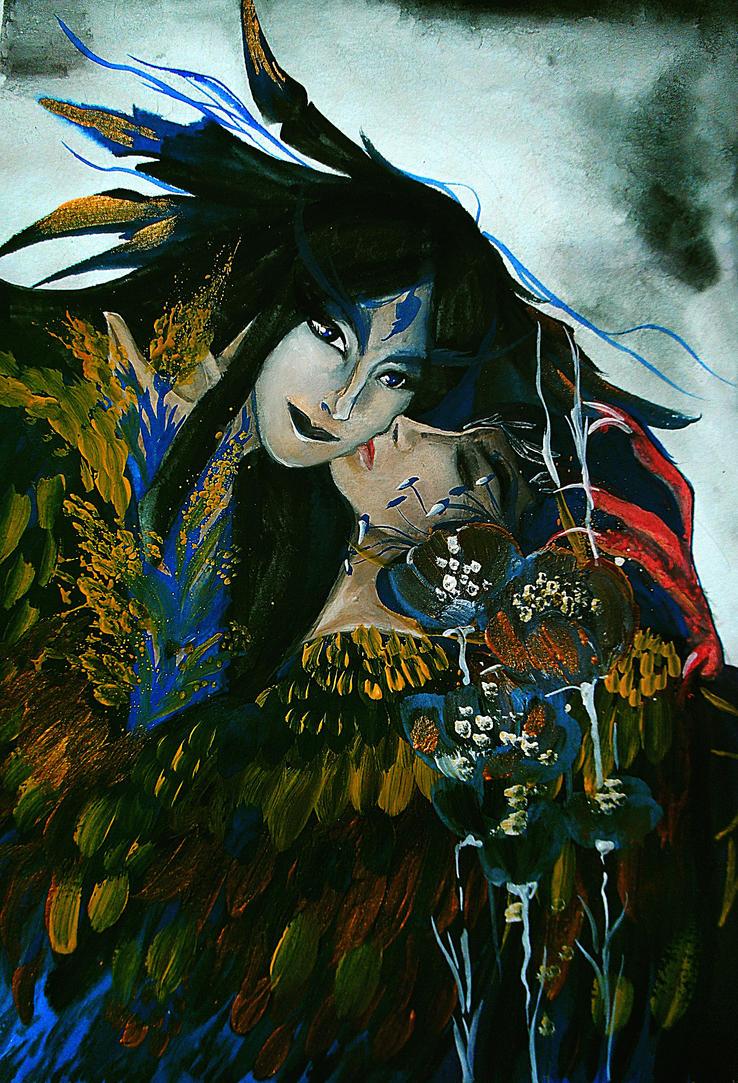 kiss by Mirzaeva