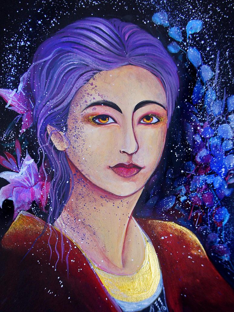 princess by Mirzaeva