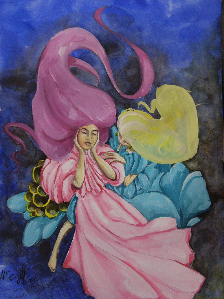 silence by Mirzaeva