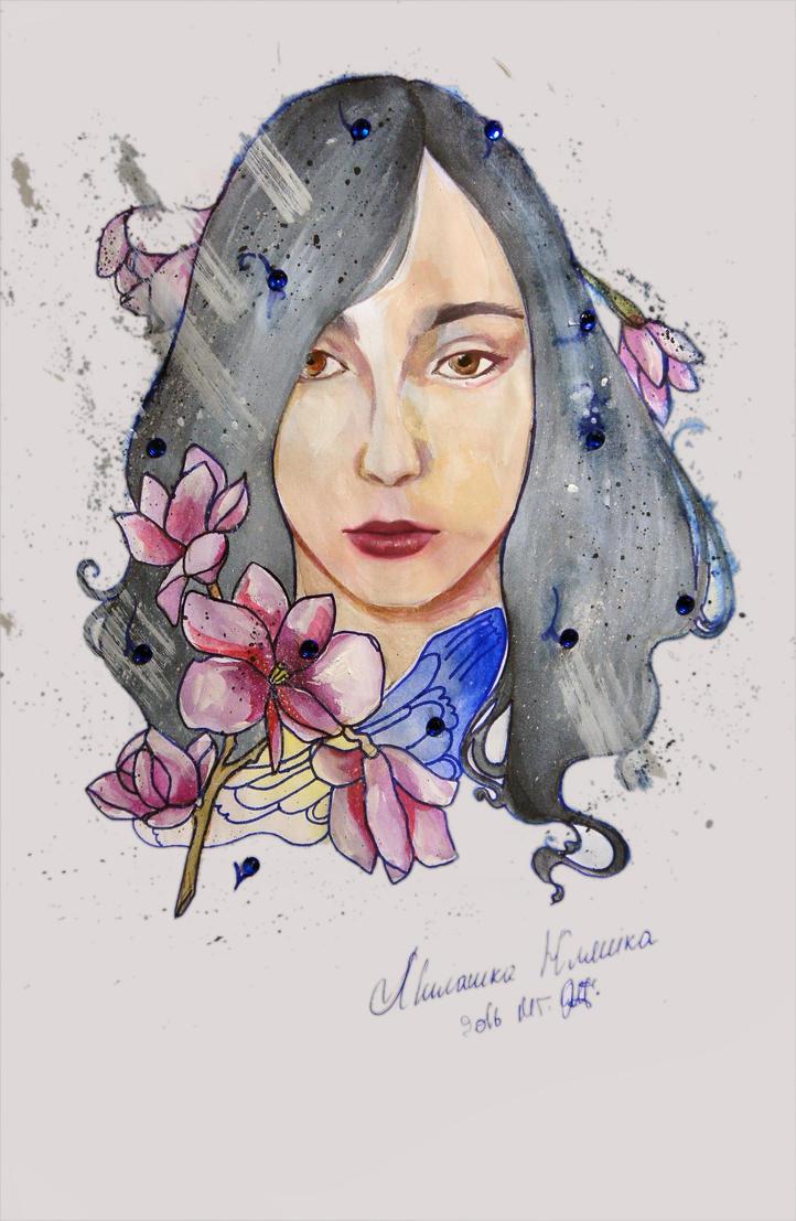 magnolia by Mirzaeva