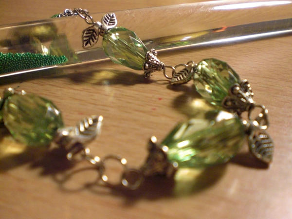 charm bracelet by KaciHPfanatic