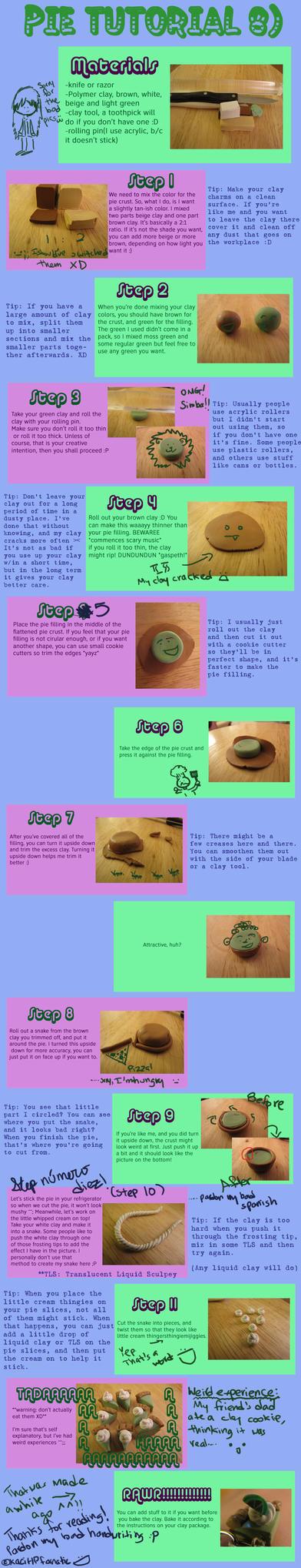 Pie Tutorial by KaciHPfanatic