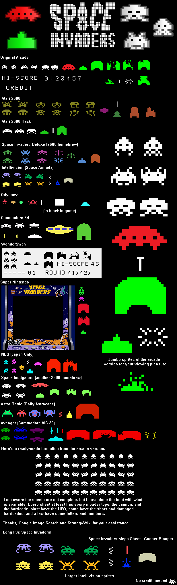 play original space invaders