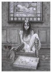 Morbid Beauty by CaroleHumphreys