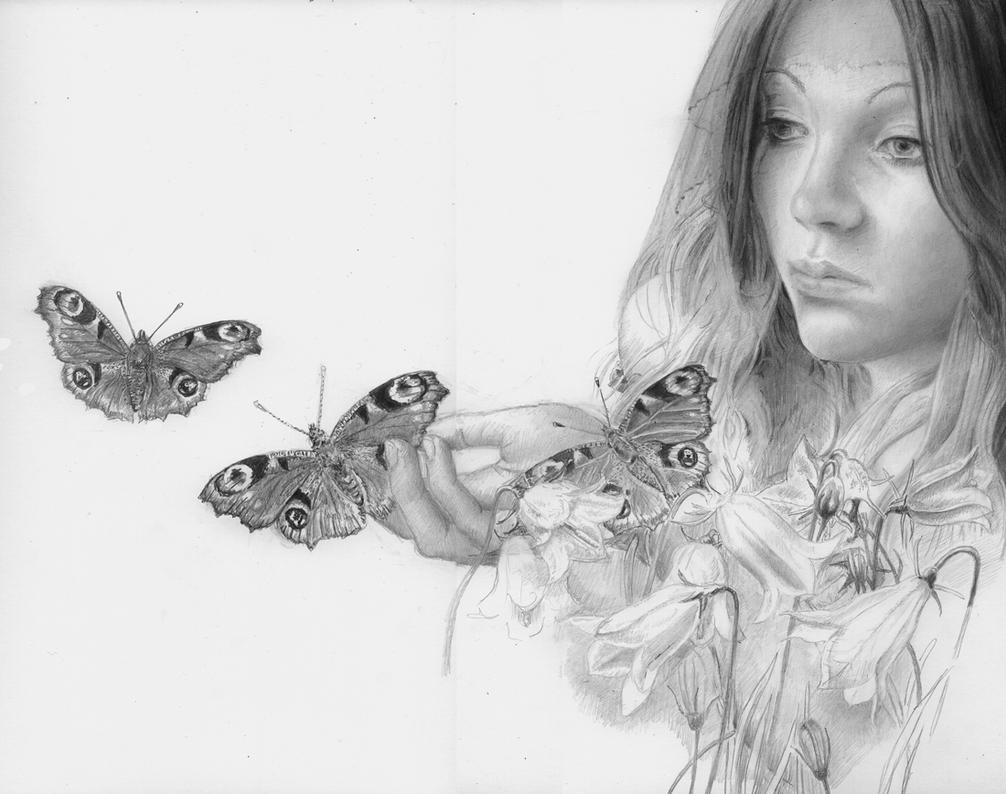 Portrait 2 by CaroleHumphreys