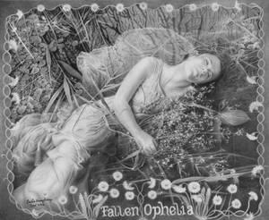 Fallen Ophelia