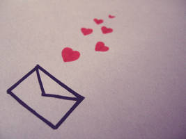 Love Letter by KyraTeppelin