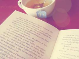 Morning Tea. by KyraTeppelin