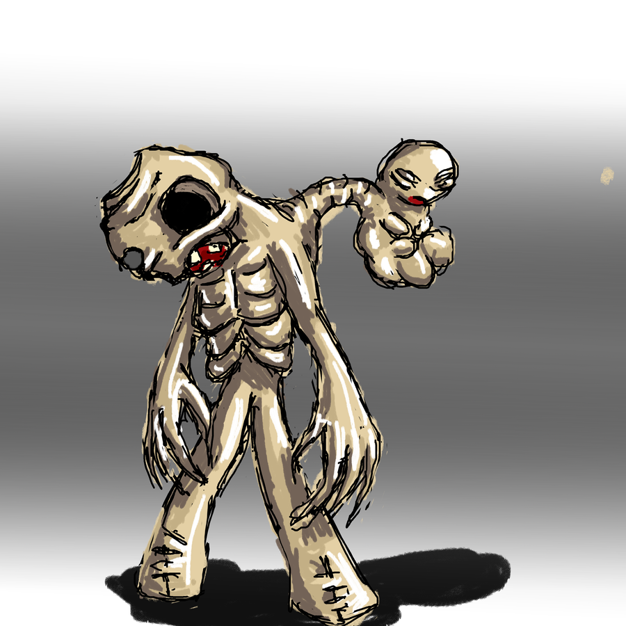 The Binding Of Isaac: Gemini By SneakySpheal On DeviantArt