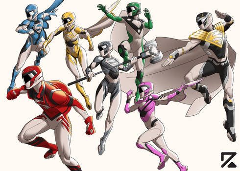 Super Sentai Super Squad