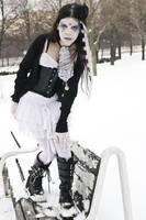 winter wonderland by antichristd0ll