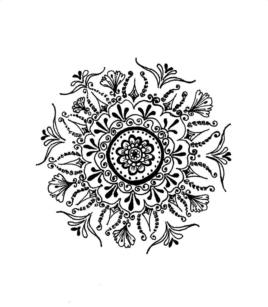 Image Result For Black And White Hippie Tattoosa