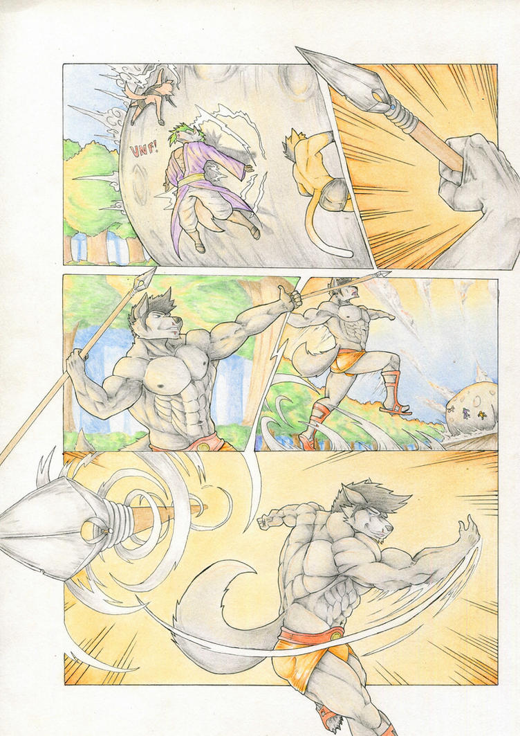 Tales of Furvus 9 by 47Reaperz