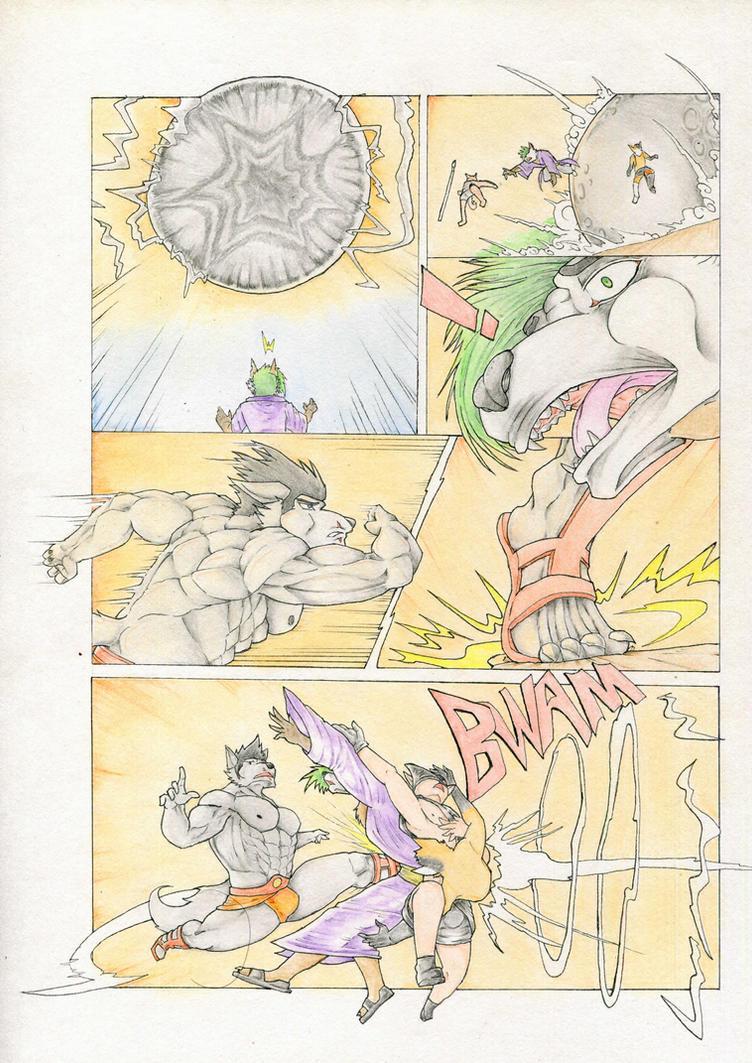 Tales of Furvus 8 by 47Reaperz