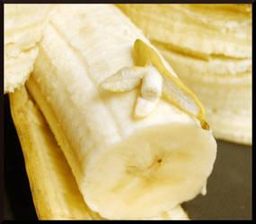 Banana on banana