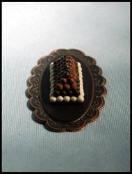 Luxury chocolate truffles