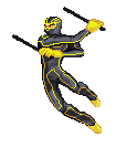 Kick - Ass Sprite by cero2k
