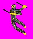 Kick - Ass Sprite by cero2k