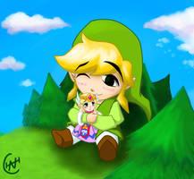 My princess... by Iwama-chan