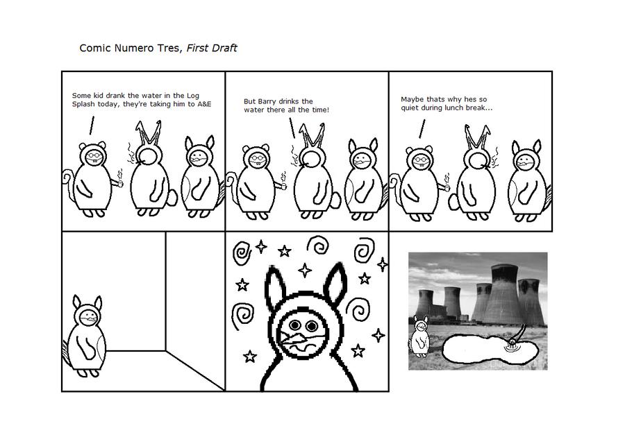 Comic Numero Treize by Aidansbetterthanyou7