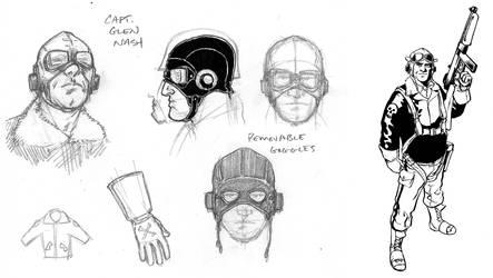Flying Phantom Concept by scottygod