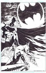 Batman commission 2017