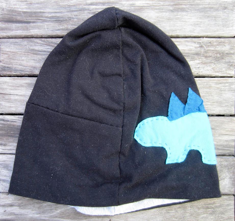 Dinosaur hat by starbuckwhalerider