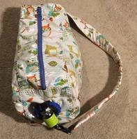 Small ergonomic bag