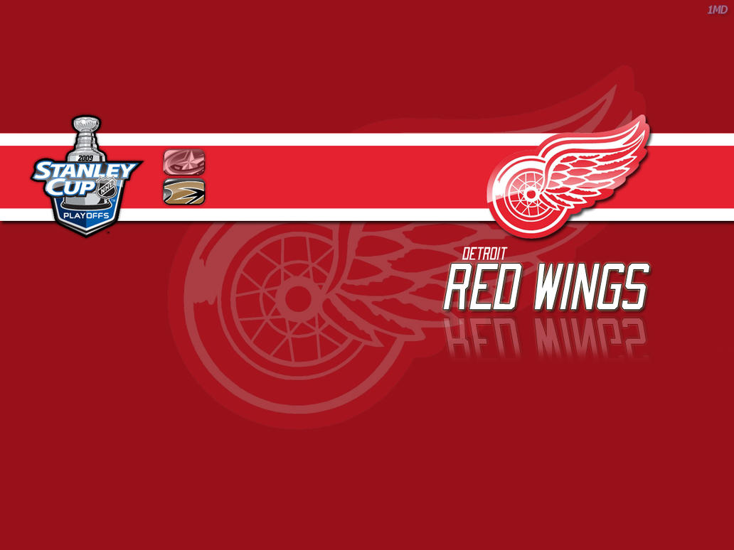 Detroit Red Wings Wallpaper By OneMoreDesign