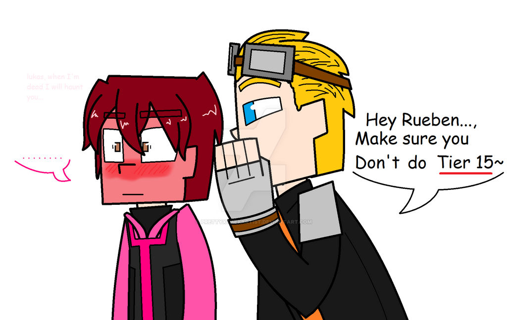 Minecraft Story Mode Lukas Advice For Rueben By