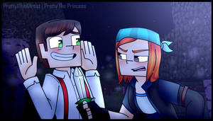 Minecraft: Story Mode - Jesse and Petra (CM)
