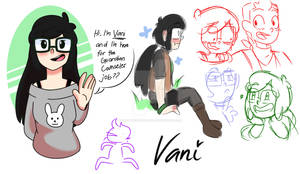 CAMP CAMP OC // VANILLA by PrettyXTheXArtist