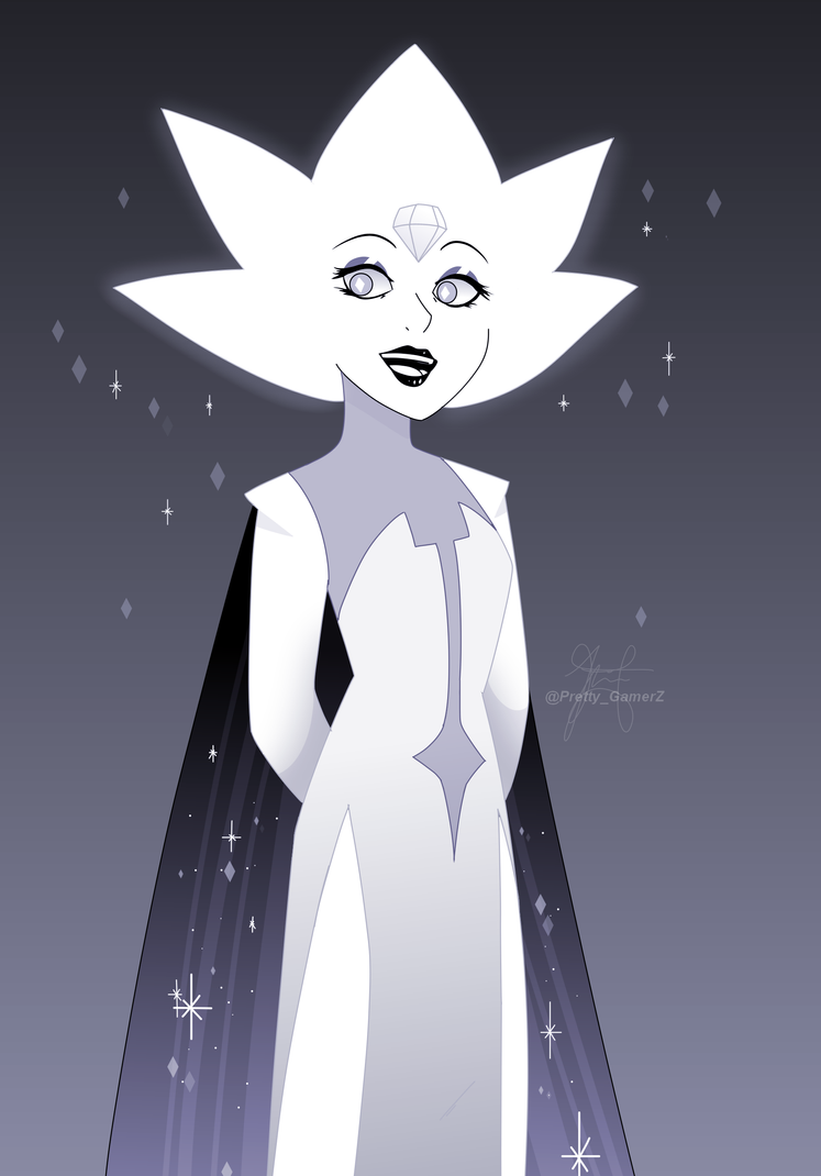 """Her head is brighter than my future"" I swear I'm getting some Mother Gothel vibes from her.... Steven Universe (c) Rebecca Sugar"
