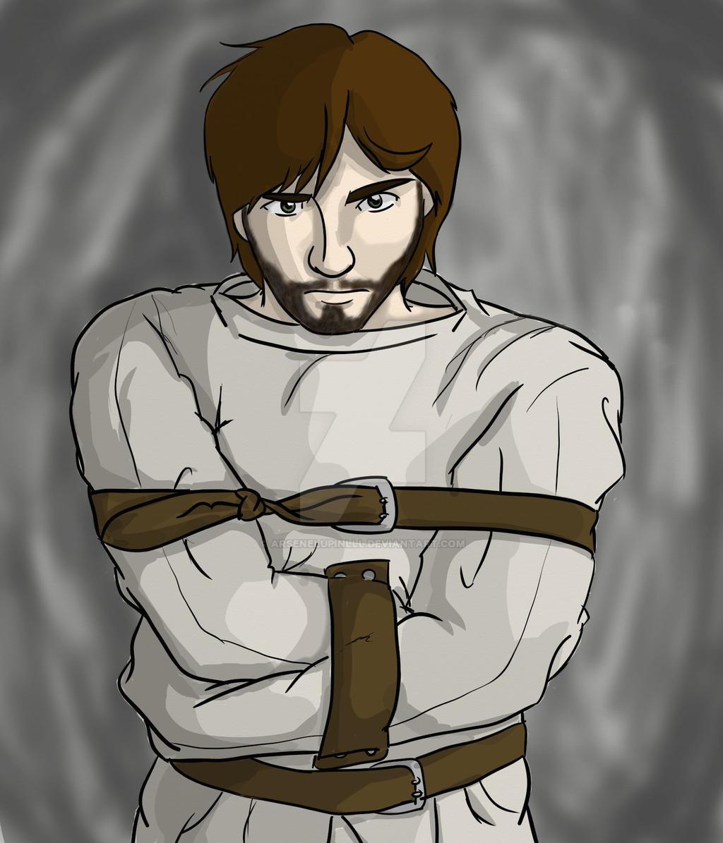 Edward - Riddler Straight Jacket by ArseneLupinlll on DeviantArt