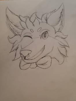Sketchy Headshot 1