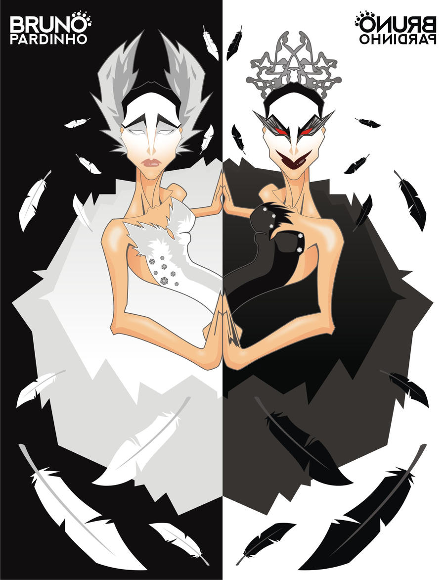 Black Swan by brunopardinho