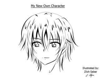 - My New Own Character Design - by Zilch216